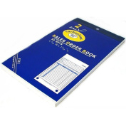 Sales Order Receipt Forms Carbonless Record Sheet Book 11cm x 18cm