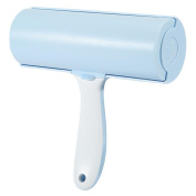 Sticky Paper Roller Jaminy Clamshell Tear Dust Pet Hair Dandruff Clothes Lint Cleaning Sticky Paper Roller