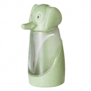Profusion Circle Cute Elephant Salt Pepper Shaker Pot Kitchen Spice Dispensers Storage Container