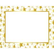 Gold Twinkle Gold Foil Cert, 50