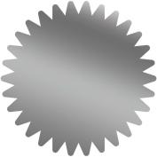 Silver Foil Seal