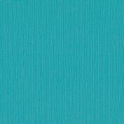 Bazzill Mono Cardstock 30cm x 30cm -Peacock