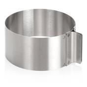 Wenco 541718 Cake Ring 8 cm, diameter 30 cm Stainless Steel 30 cm