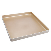 Cooljun Popular No-Stick Bright Cake Bread Bakeware Carbon Steel Toast Bread Pan Mould Baking Tray