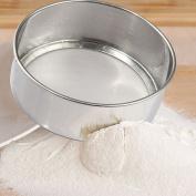 Baokee® Multi-Purpose Stainless Steel Mesh Flour Sieve Slifter