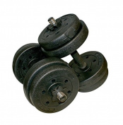 15kg Complete Weights Set