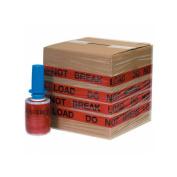 "Box Packaging Goodwrappers Identi-Wrap ""Do Not Break Load"" Stretch Film, 80 Gauge, 13cm x 150m 6 Rolls/Case"