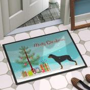 Caroline's Treasures Rottweiler Door Mat