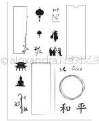 Alexandra Renke Travel Stamps-Asia