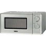Zanussi zfm15100sa Free-Standing 14L 500 W Silver – Microwave