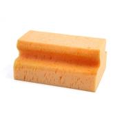 Unique BargainsMultipurpose Cleaner Tool Car Auto Cleaning Clean Washing Sponge Orange