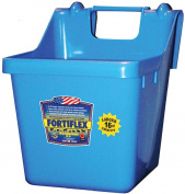 Fortex/Fortiflex 1301640 Heavy Duty Bucket Feeder, 15.1l Capacity, Fortalloy Rubber Polymer Alloy