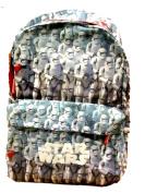 Official Licenced STAR WARS Stormtrooper Black & White Large School Backpack