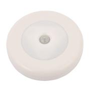 LED Light Lamp PIR Auto Sensor Motion Detector Infrared Powered Home Outdoor