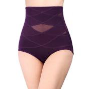 Yalatan Women Sexy Body Shaper Slimming Briefs High Waist Tummy Control Shorts