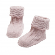 Lisianthus002 Baby Girl & Toddler Soft Breathable Cotton Socks