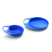 Nuvita 8461 EasyEating- Bowl and plate weaning Set