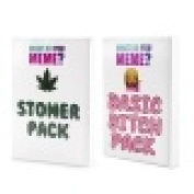What Do You Meme Expansion Pack Basic Bitch pack and Stoner Pack