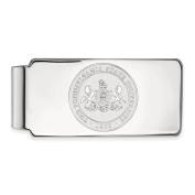 Penn State Money Clip Crest