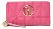 River Island Ladies Pink Quilted Purse