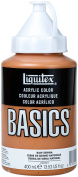 Liquitex BASICS Acrylic Paint 400ml-Raw Sienna