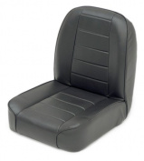 Smittybilt 44801 Black Low Back Seat