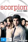 Scorpion: Season 3 [Region 4]