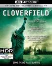 Cloverfield (4K UHD/Blu-ray) [Region B] [Blu-ray]