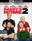 Daddy's Home (4K UHD/Blu-ray) [Region B] [Blu-ray]
