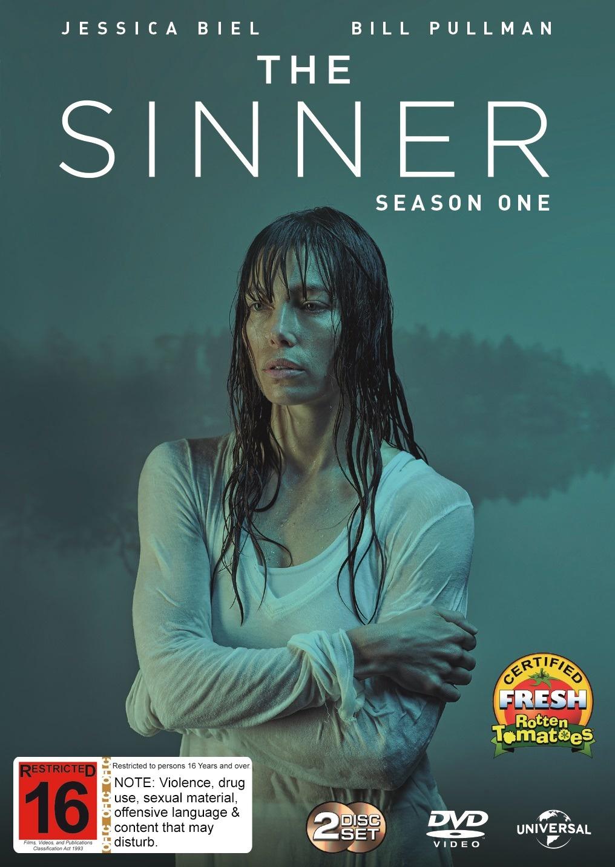 The Sinner Season 1 DVD 2Disc