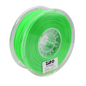 ZIRO 3D Printer Filament PLA 1.75 1KG(2.2lbs), Dimensional Accuracy +/- 0.05mm, Fluo green
