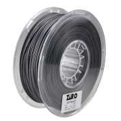 ZIRO 3D Printer Filament PLA 1.75 1KG(2.2lbs), Dimensional Accuracy +/- 0.05mm, Silver