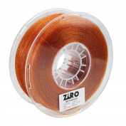 ZIRO 3D Printer Filament PLA 1.75mm Twinkling Colour Series 1KG(2.2lbs), Dimensional Accuracy +/- 0.05mm, Red