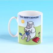 Vanessa Bee The Happy Hooker Crochet Mug