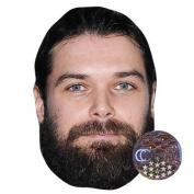 Simon Neil Celebrity Mask, Card Face and Fancy Dress Mask