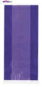 WOW PURPLE Cello Bag Party Bags - Pack of 30