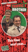 Only Fools and Horses Christmas Card - Brother