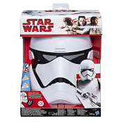 Star Wars – Stormtrooper of the First Order Electronic Voice Changer Mask cambiavoce Role Play Episode 8 The Last Jedi