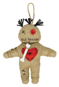 Amscan Witch Doctor Voodoo Doll Party Accessory