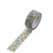WRITIME 1PC 15mmX5m Washi Tape Watermelon Adhesive Paper Tape School Office Supplies Decorative Tape Sticker,S,P11