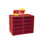 Pacon Corporation 10 Compartment Cubby