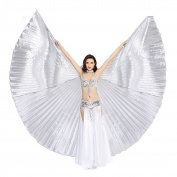 Dance Fairy Belly Dance Isis Wings with Sticks/Rods