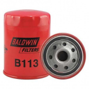 BALDWIN FILTERS B113 Oil Filter, Spin-On, Full-Flow