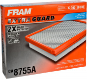 FRAM Extra Guard Air Filter, CA8755A