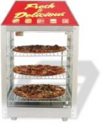 Two-Door Food Warmer/Display