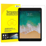 iPad Pro 12.9 Screen Protector, JETech Premium Tempered Glass Screen Protector Film for Apple iPad Pro 12.9 2015/2017 Model - 0902