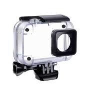Suptig Waterproof Case Underwater Waterproof Protective Housing for Yi 4K Action Xiaomi 4K Xiaoyi 4K Yi 4K+ Action Cameras