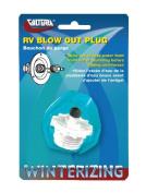 Valterra P23500VP White RV Blow-Out Plug