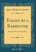 Essays by a Barrister