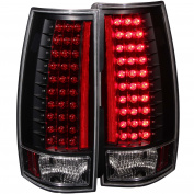 Anzo USA 07-13 Escalade/Suburban/Tahoe/Yukon Denali/Yukon/Yukon XL LED Tail Lights, LED Bla
